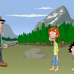 America (The Animated Series)