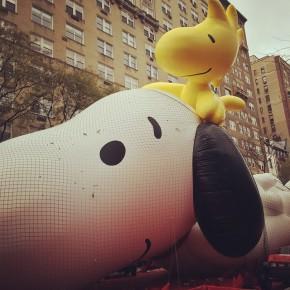 Ready to fly! Snoopy and Woodstock!!!! #peanutsmovie @snoopygrams @ralphmillero @peanutsmovie