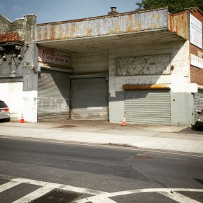 This used to be a movie theater and pretty soon it will used to be an auto body shop. #carrollgardens